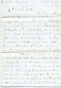 BATTLE OF ANTIETAM, 33rd NY Inf. soldier's letter