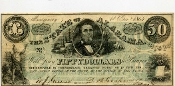 CSA Alabama $50.00 Note