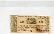 CSA Louisiana 50 c Note