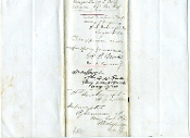 Banks, Nathaniel war date document signed/ 29th PA Infantry