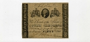 CSA South Carolina 50 c Note, 1861, F