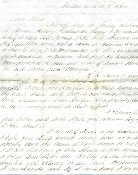 2nd Wisconsin Cavalry soldier's letter