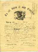 145th Ohio Infantry Eagle Discharge