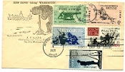 Civil War Centennial Series (1961-65) First Day Cover