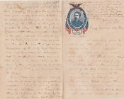 27th Maine Infantry soldier's letter