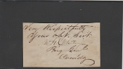 Whiting, William wardate autograph