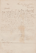 Confederate Army of Tennessee document