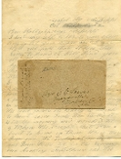 Battle of Corinth, 35th Alabama Infantry soldier's letter
