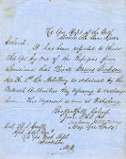 Maury, Dabney H. war date autographed letter
