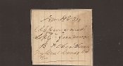 Cheatham, Benjamin wartime autograph