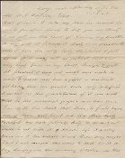 4th Mississippi Infantry soldier's letter/ Vicksburg