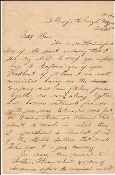 9th Ohio Cavalry soldier's letter