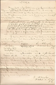 Hardin, Martin document signed/ 12th Pennsylvania Reserves