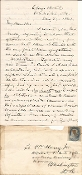 9th New Jersey Infantry soldier's letter/ Capt. J. J. Henry