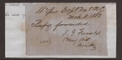 French, Samuel war date autograph