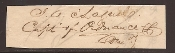 De Lagnel, Julius war time autograph