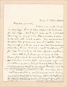 Holcombe, James. CSA Congress autograph letter signed