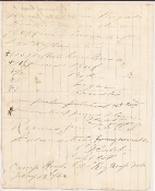 "20th Massachusetts ""Harvard"" Regiment document"
