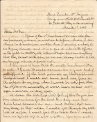 96th Pennsylvania Infantry soldier's letter/ Virginia